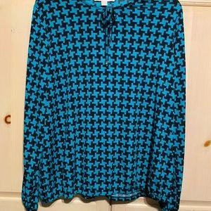 Michael Kors dressy blouse